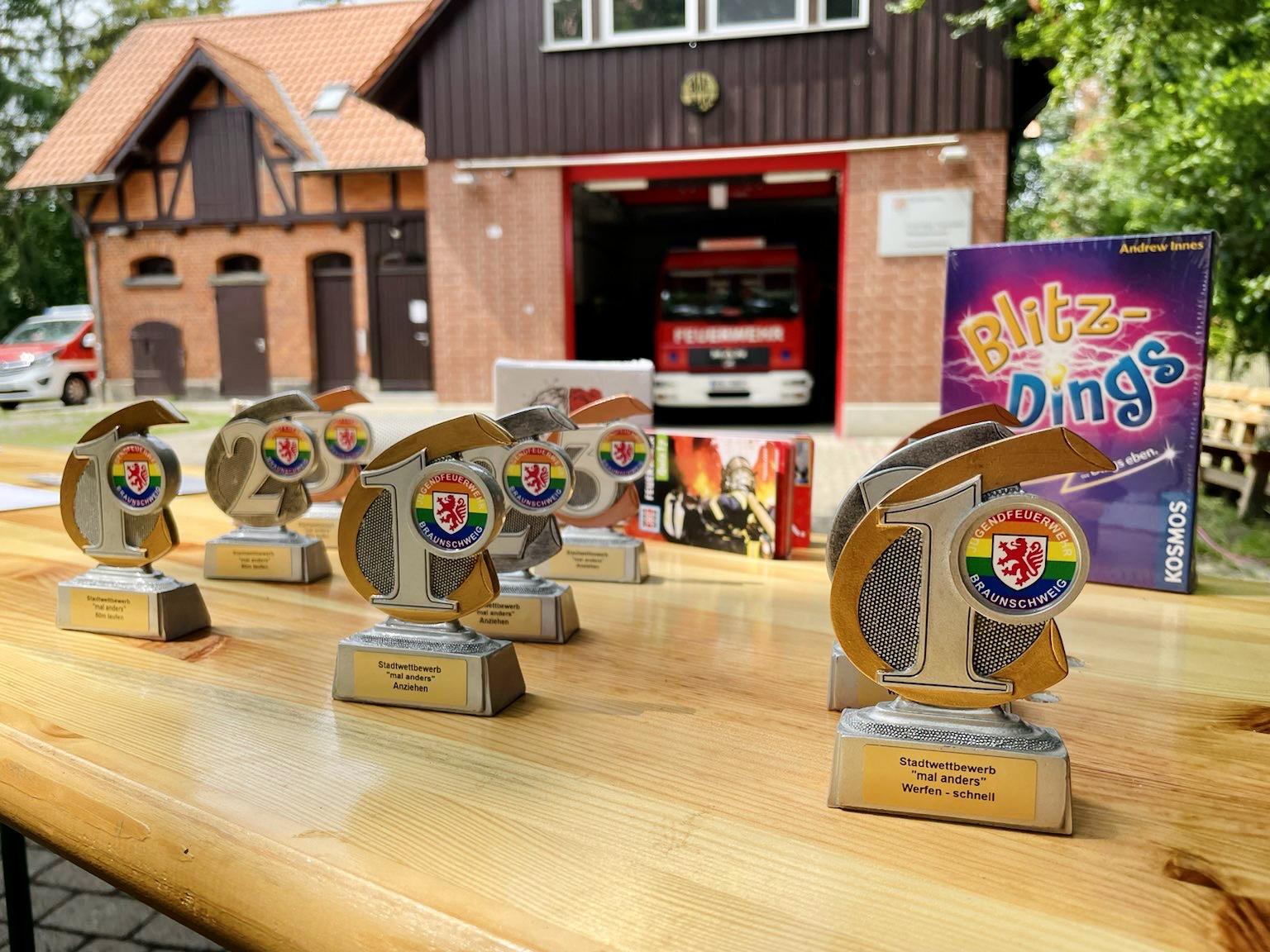 Stadtwettbewerb mal anders! – Die Jugendfeuerwehr Braunschweig ehrt die Sieger des Wettbewerbs digital